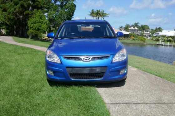 2008 MY09 Hyundai I30 FD SLX Hatchback