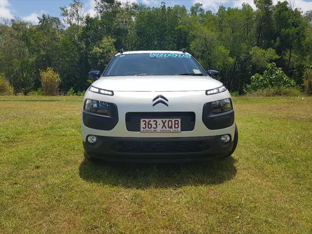 2017 MY18 Citroen C4 Cactus E3  Exclusive Wagon