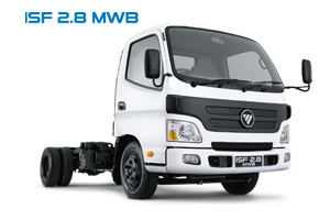 New Foton ISF 2.8 MWB