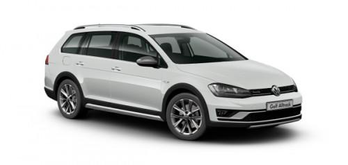 2016 MY17 Volkswagen Golf Alltrack VII 132TSI Wagon