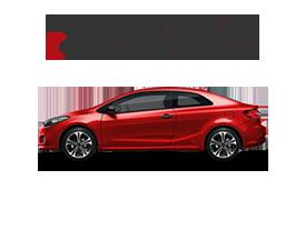 New Kia Cerato Koup