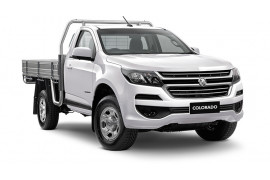 Holden Colorado 4x4 Single Cab Chassis LS RG