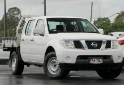 Nissan Navara RX D40 S6 MY12