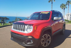 Jeep Renegade Limited BU
