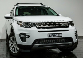 Land Rover Discovery Sport TD4 150 SE L550 17MY