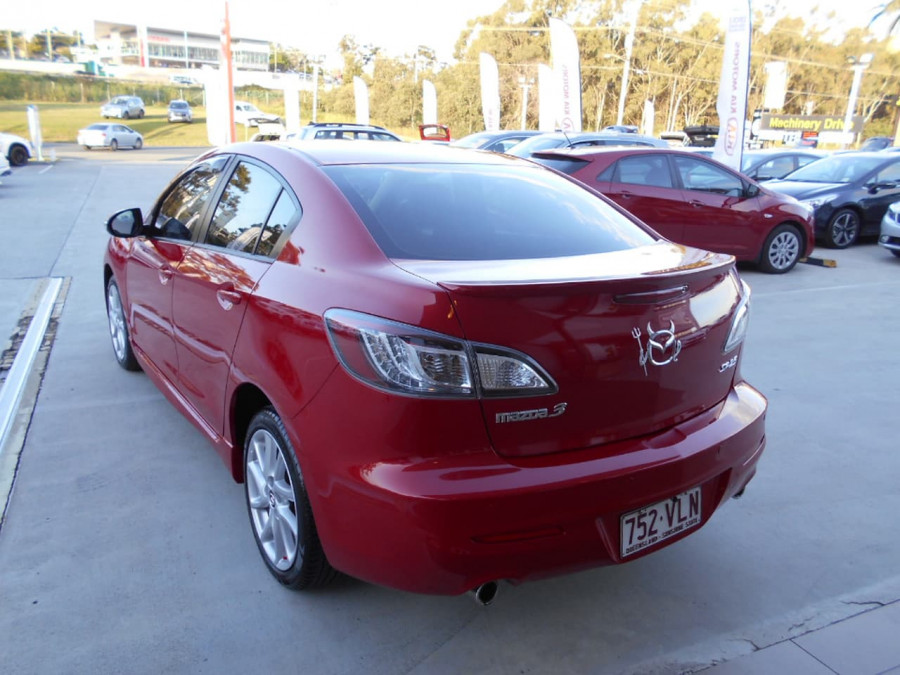 2013 Mazda 3 BM Sedan Sedan