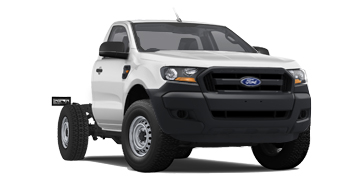 4x4 XL PLUS Single Cab Chassis 3.2L