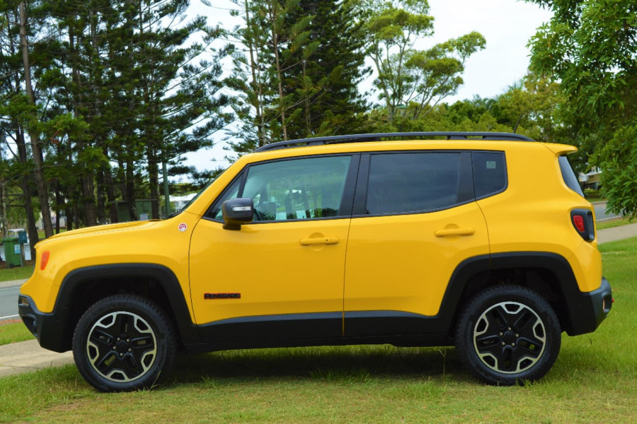 2016 Jeep Renegade BU Trailhawk Hatchback