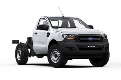 Ford Ranger 4x4 XL PLUS Single Cab Chassis 3.2L PX MkII