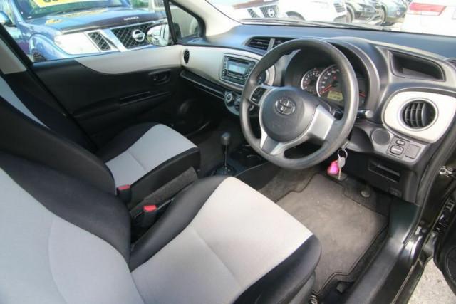 2011 Toyota Yaris NCP90R MY11 YR Hatchback