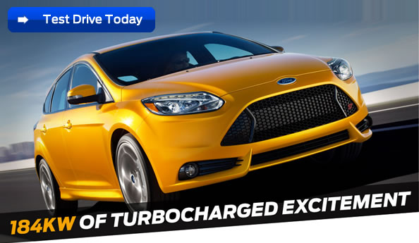 Visit Q Ford Springwood or Browns Plains to Test Drive the New Ford Focus Today!