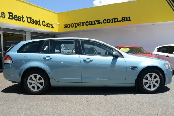 2009 MY09.5 Holden Commodore VE MY09.5 Omega Sportwagon Wagon
