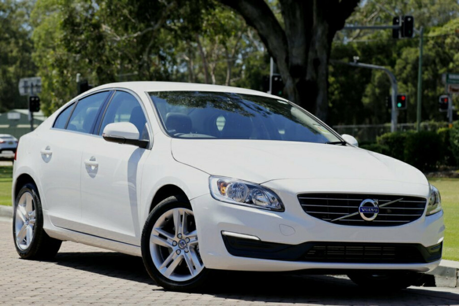 2016 MY17 Volvo S60 F Series T4 Kinetic Sedan