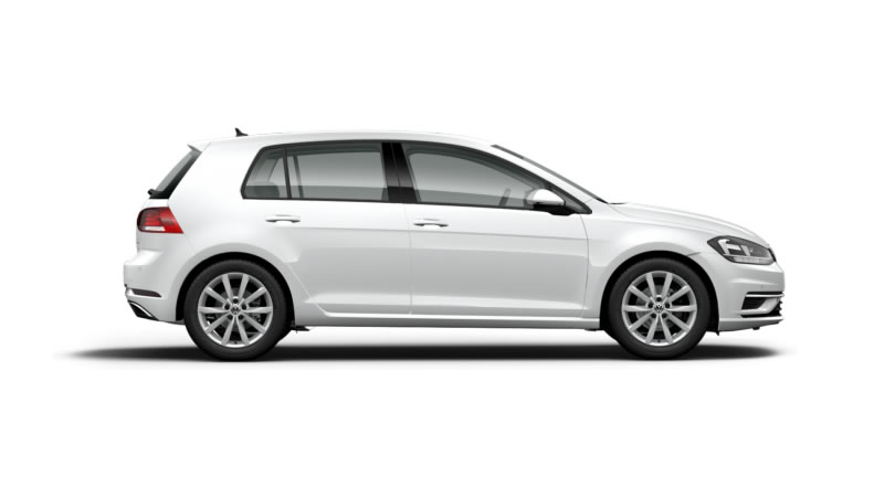 New Golf 110TSI Comfortline 7 Speed DSG