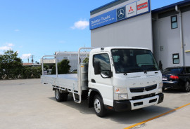 Fuso Canter 515 TRAY BACK