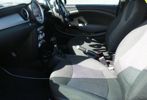 2007 MY08 Mini Hatch R56 COOPER Hatchback