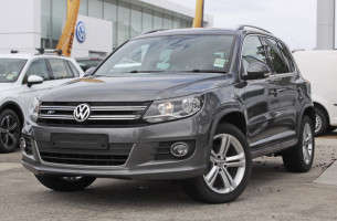 Volkswagen Tiguan 130TDI 5N