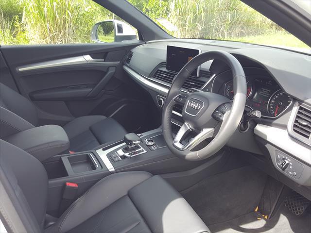 2017 Audi Q5 FY  TDI TDI - sport Wagon