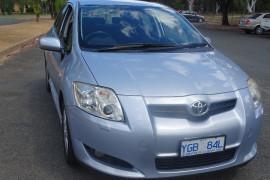 Toyota Corolla ZR ZRE152R Levin