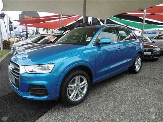 Audi Q3 TFSI Demo 8U