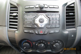 2013 Ford Ranger PX XL