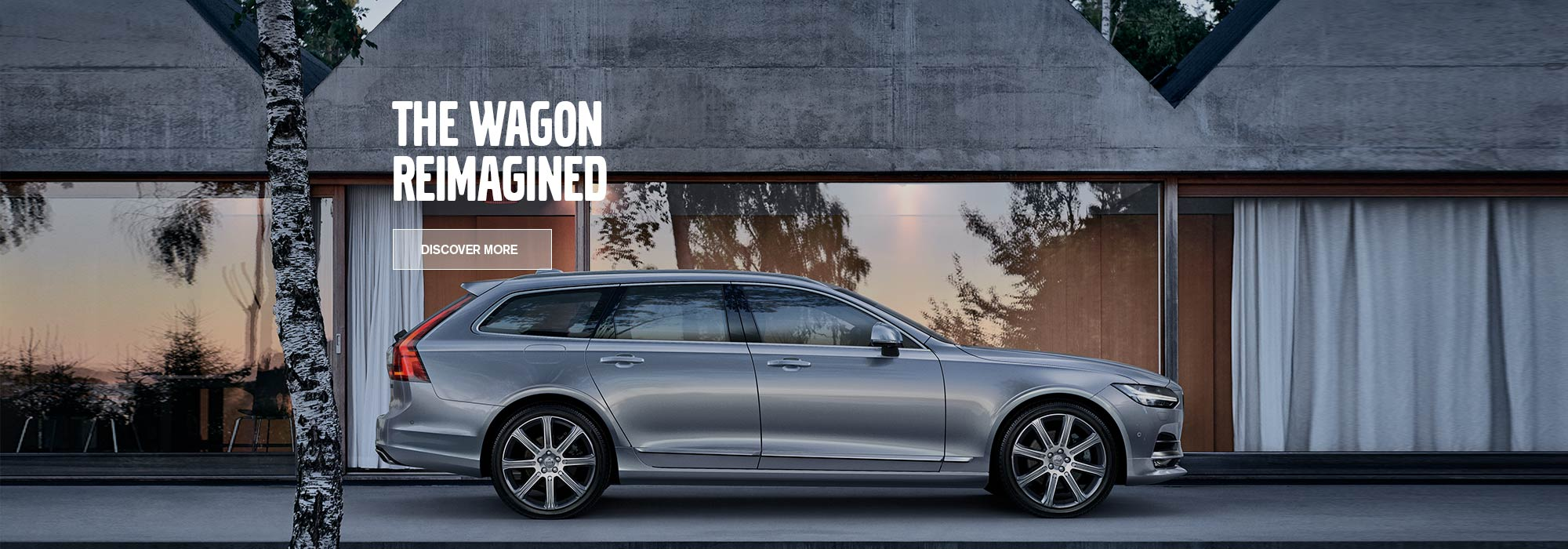 V90: The wagon reimagined