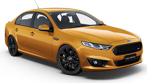 New Ford Falcon FG X for sale in Cessnock Hunter Valley