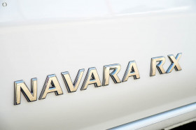 Nissan Navara RX 4X2 Single Cab Chassis D23