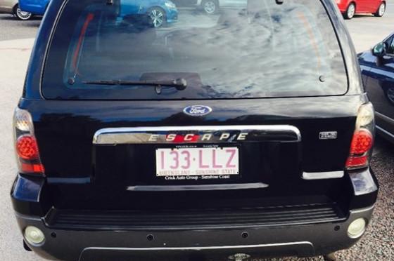 2006 Ford Escape ZB XLS Wagon