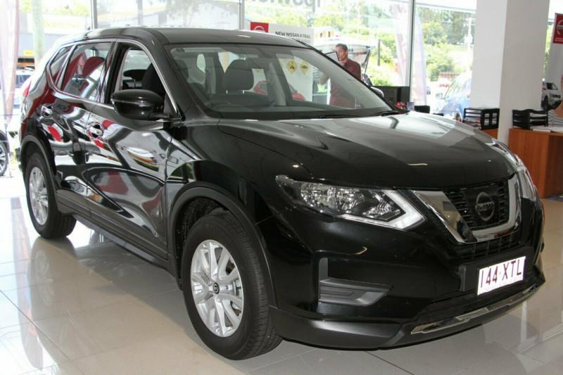 2017 Nissan X-Trail T32 Series II ST X-tronic 2WD Wagon