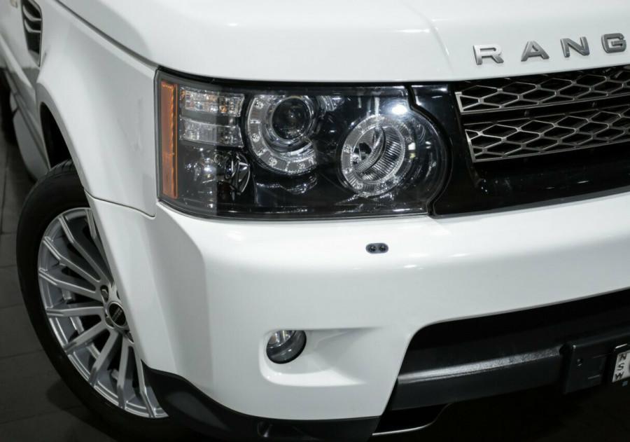 2012 Land Rover Range Rover Sport L320 12MY SDV6 CommandShift Wagon