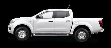 Navara SL 4X4 Dual Cab Pickup Auto