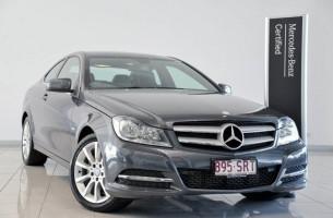 Mercedes-Benz C180 BLUEEFFICIENCY C204 MY13