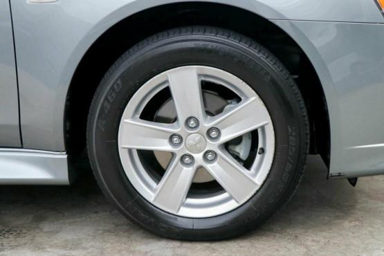 2014 MY.5 Mitsubishi Lancer CJ MY14.5 ES Sport Sedan