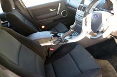 2013 Ford Territory SZ TS Wagon