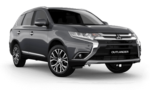 New Mitsubishi Outlander