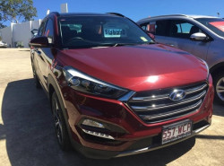 Hyundai Tucson Highlander TLe