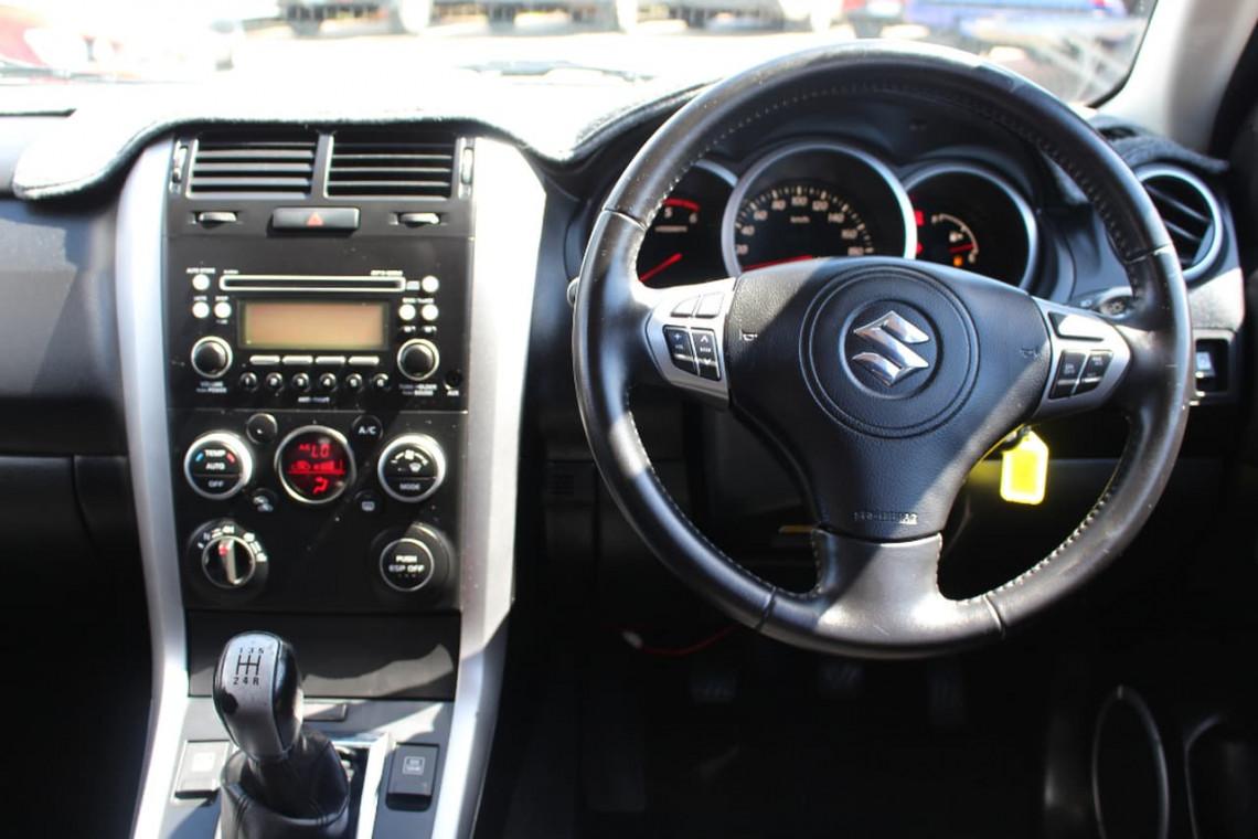 2009 Suzuki Grand Vitara JB MY09 Wagon