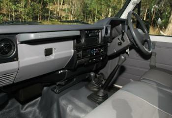 2006 Toyota Landcruiser HZJ78R Troopcarrier Wagon