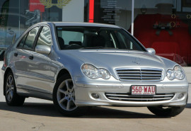 Mercedes-Benz C200 Kompressor Classic W203 MY2005