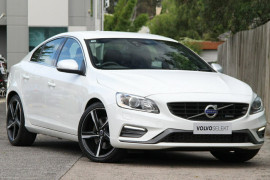 Volvo S60 T6 Geartronic AWD R-Design F Series MY14