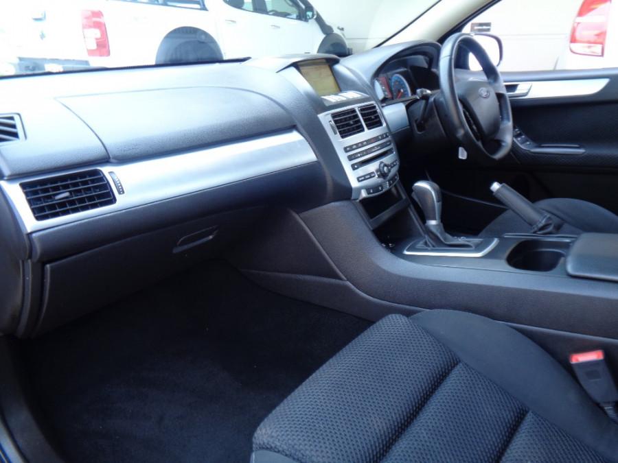 2008 Ford Falcon FG XR6 Sedan