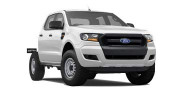 New 4x2 XL Double Cab Chassis 2.2L Hi-Rider