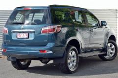 2017 MY16 Holden Colorado 7 RG LTZ Wagon