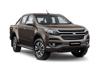 Holden Colorado 4x4 Crew Cab Pickup LTZ RG