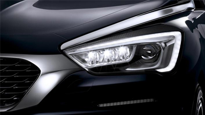 DS5 New Headlamps