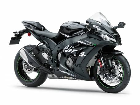 New 2016 Ninja ZX-10R ABS KRT Winter Edition