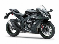New Kawasaki 2016 Ninja ZX-10R ABS KRT Winter Edition