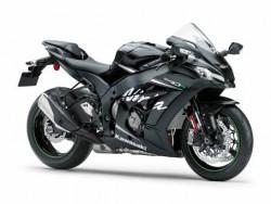 New Kawasaki 2016 Ninja ZX-10R ABS KRT Winter Edition