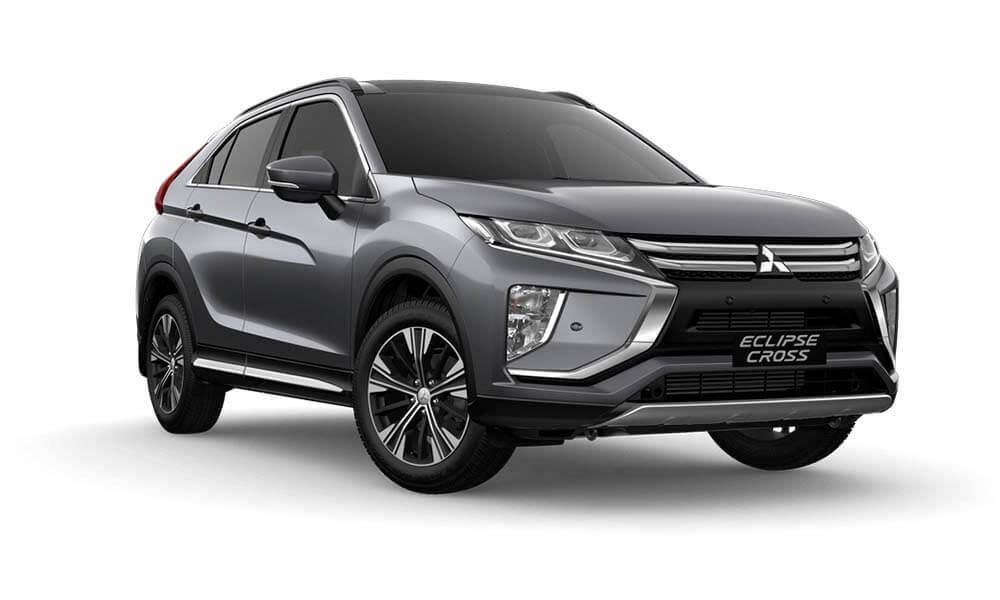 2017 MY18 Mitsubishi Eclipse Cross YA Exceed 2WD 2wd wagon